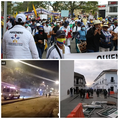 Colombia Marchas 8